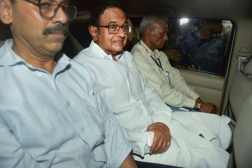 Explained: INX Media Case And How Chidambaram Landed In Tihar Jail