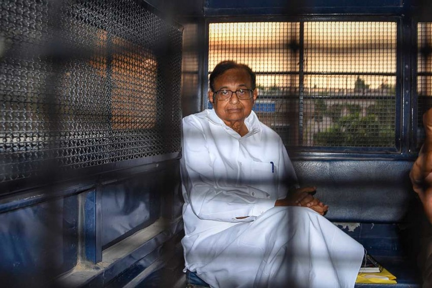 Chidambaram To Walk Out Of Jail As Supreme Court Grants Bail In INX Media Case