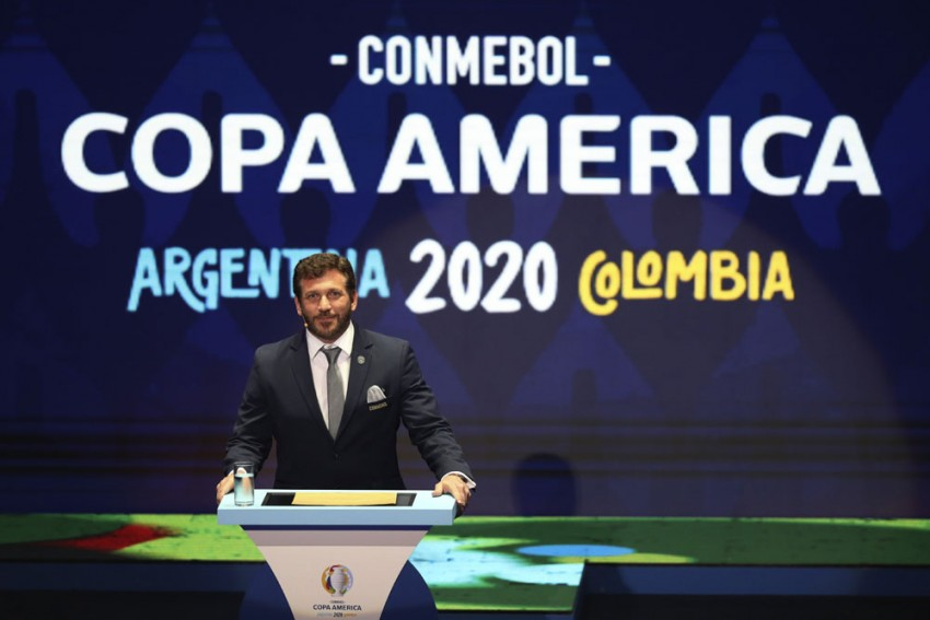 Copa America Draw: Guests Australia, Qatar In Different Groups; Argentina To Face Chile In Opener