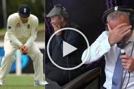 NZ Vs ENG: Joe Denly's Dropped Catch Proves 'Earth's Spinning Quite Fast' - Video And Hilarious Fan Reactions