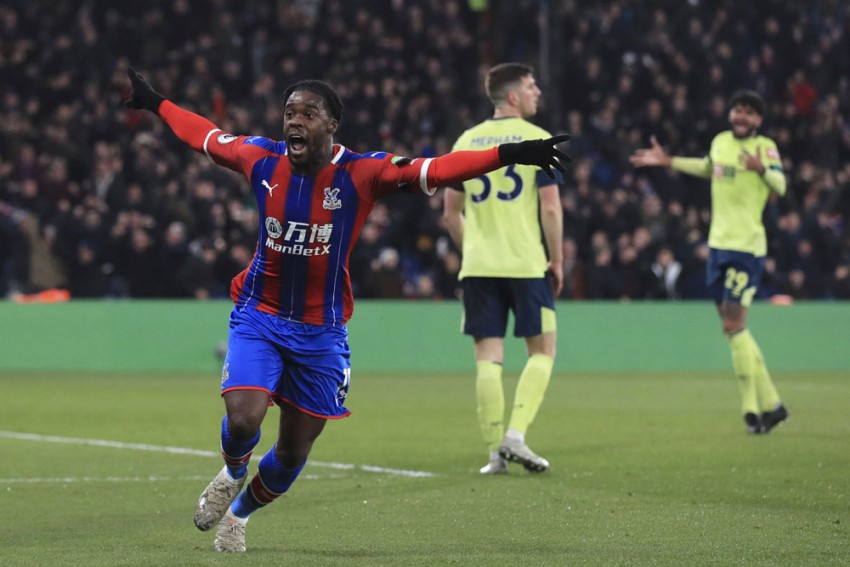 EPL | Crystal Palace 1-0 Bournemouth: Super-Sub Jeffrey Schlupp Proves The Difference As Eagles Soar To Fifth