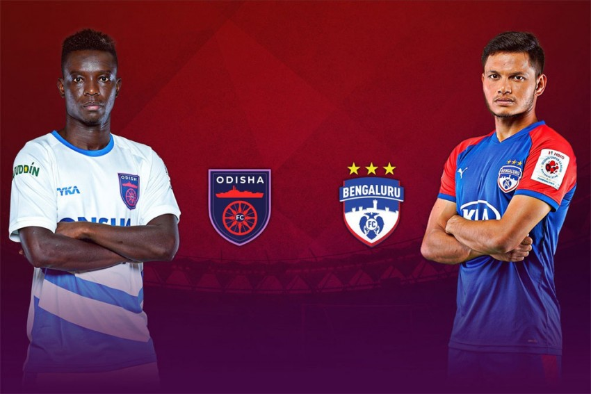 Live Streaming Of Odisha FC Vs Bengaluru FC: When And Where To See Live Indian Super League Football Match