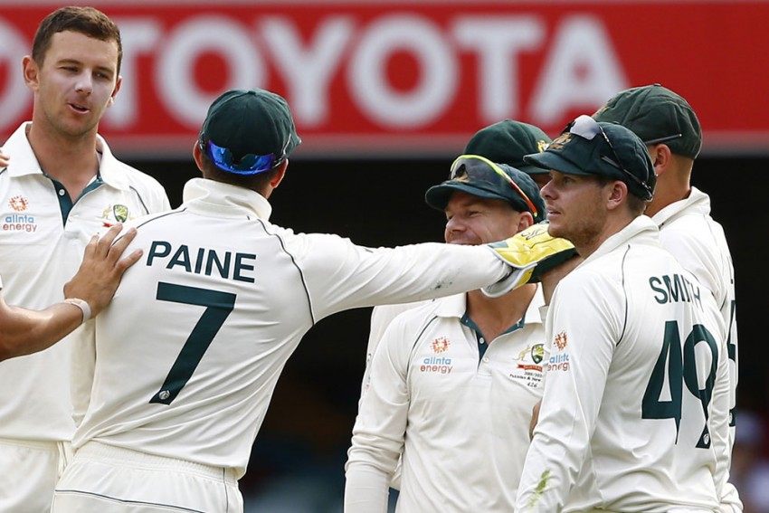 White-Anting Controversy: Steve Smith Denies Undermining Tim Paine In Australia-Pakistan Test