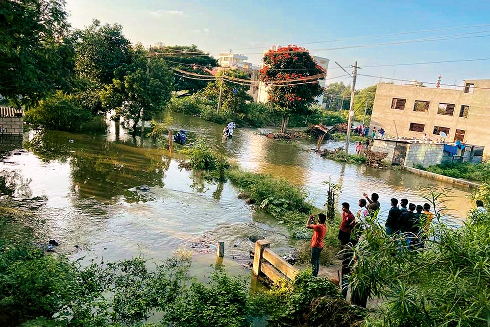 Bangalore's 200 Lakes: How A Boon Became A Bane