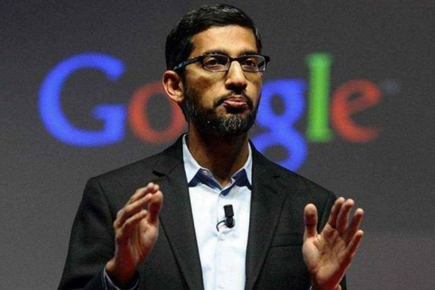 Google Chief Sundar Pichai Named CEO Of Parent Company Alphabet