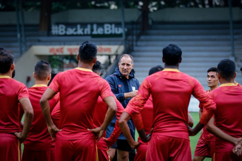 Scoring Goals Has Been A 'Big Problem' For India National Football Team: Igor Stimac