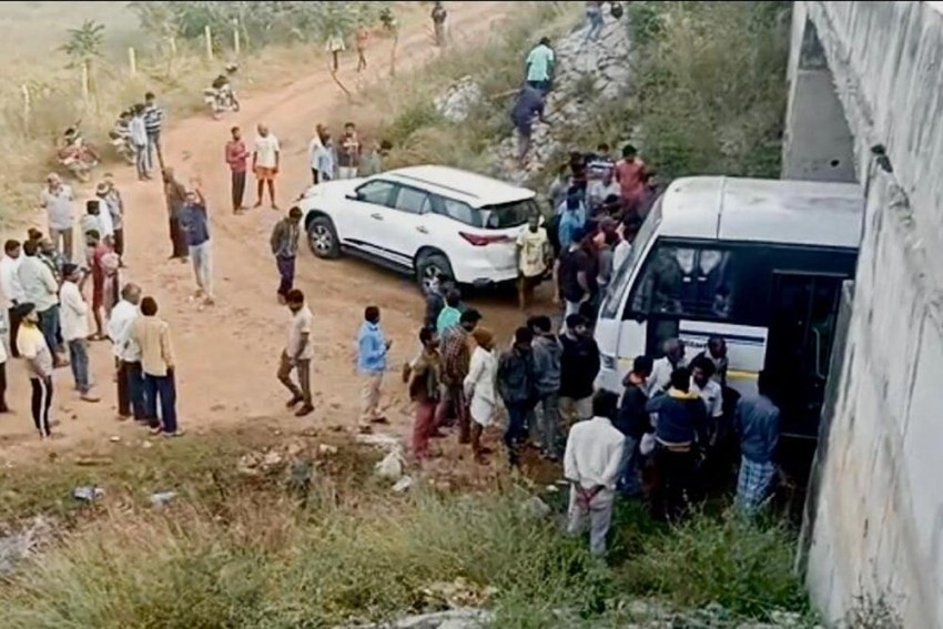 4 Accused In Telangana Vet Rape-Murder Case Killed In Police Encounter