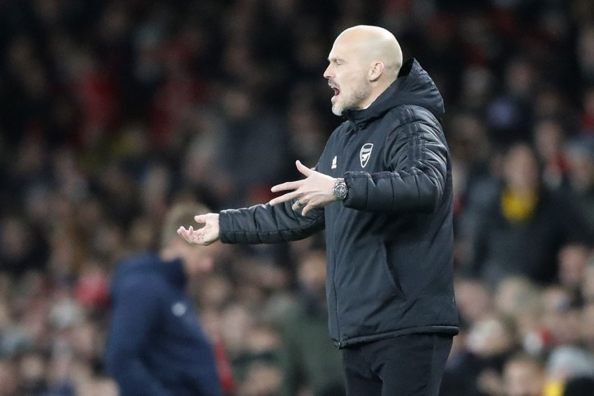 This Is Not Arsenal – Freddie Ljungberg Concedes Gunners Suffering Crisis Of Confidence