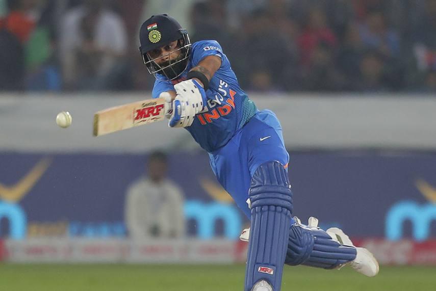 Ind Vs Wi 1st T20i Highlights Virat Kohli Masterclass