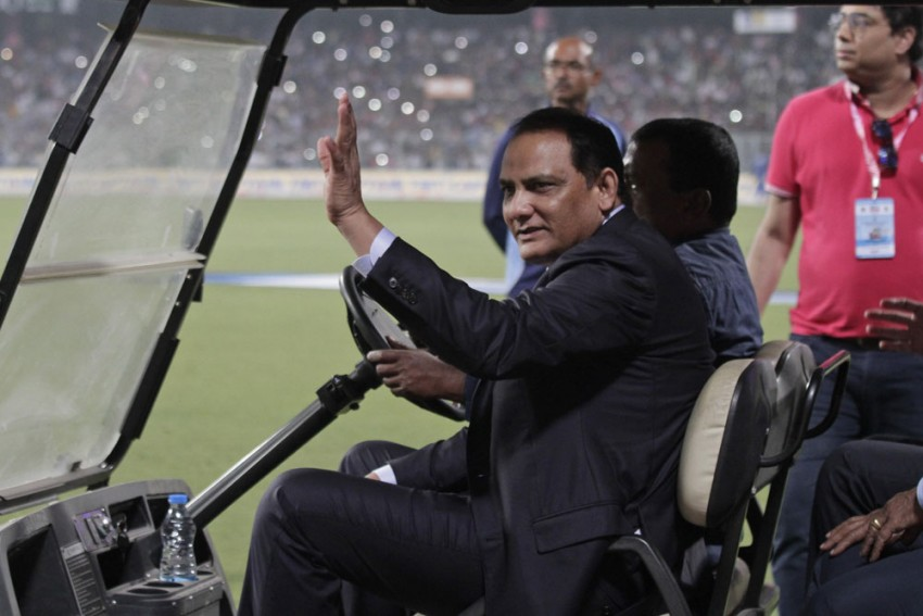 IND Vs WI, 1st T20I: Mohammad Azharuddin Stand To Be Inaugurated Before Start Of Play