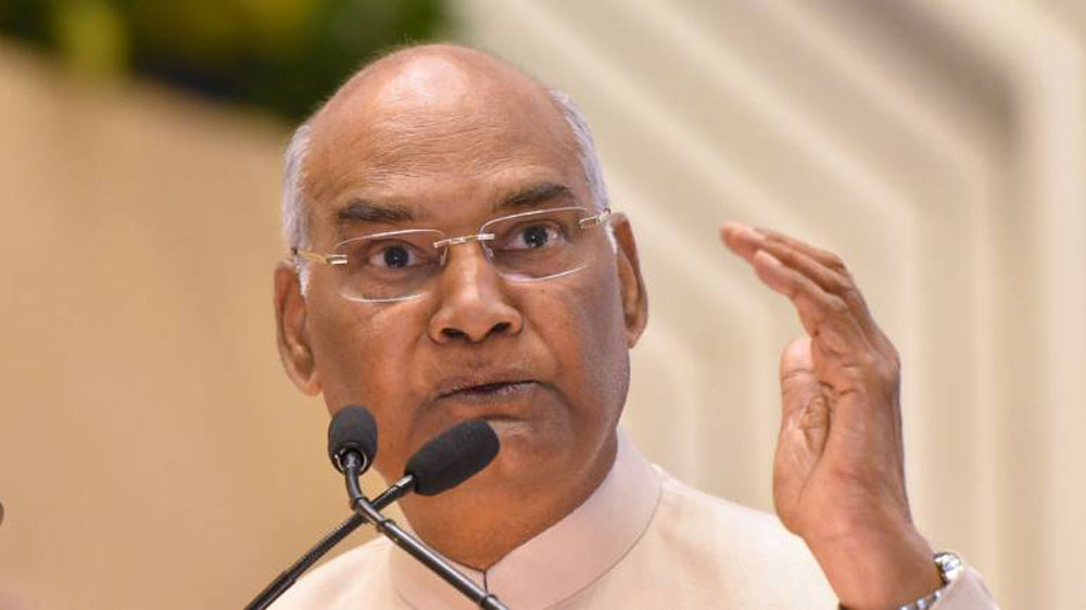 Child Rape Convicts Should Not Have Right To File Mercy Petition: President Kovind