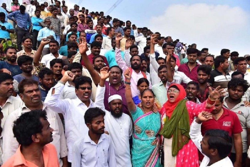 Police Kill All Accused In Telangana Rape-Murder Case; Some Shower Flowers, Others Raise Questions