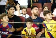 Lionel Messi's Apparent Retirement Hint Was Misunderstood: Luis Suarez