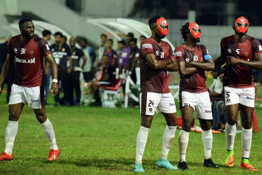I-League 2019-20, Highlights, Indian Arrows Vs Gokulam Kerala FC: Henry Kisekka Scores As GKFC Edge Past ARW