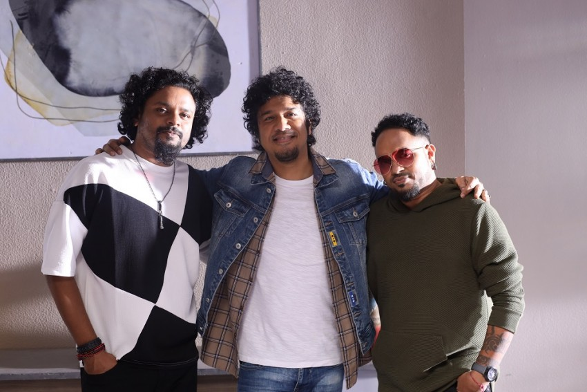 Sony Music Launches The Melodic 'Akhiyan' By The Talented Gourov-Roshin And Papon