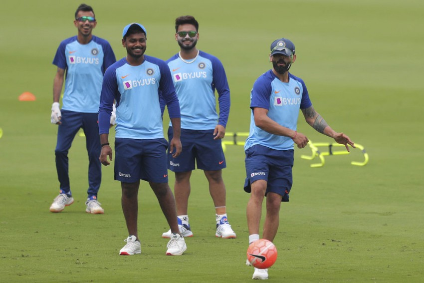 2nd T20I Preview: India Aim To Wrap Up Series Vs West Indies