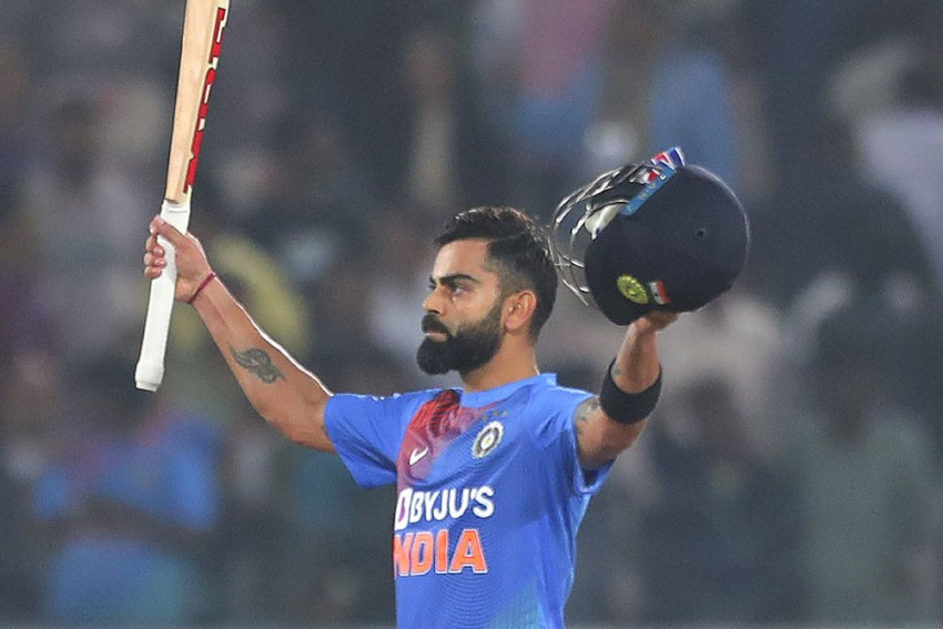 IND Vs WI, 1st T20I Report: Virat Kohli Masterclass Seals Stunning Win For India At Hyderabad