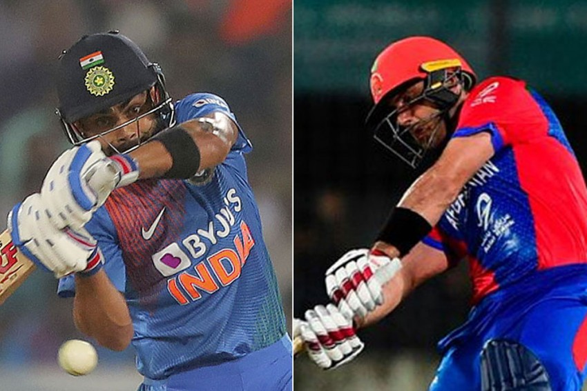 IND Vs WI: Virat Kohli Catches Up With Afghan Star Mohammad Nabi To Share Massive T20I Record