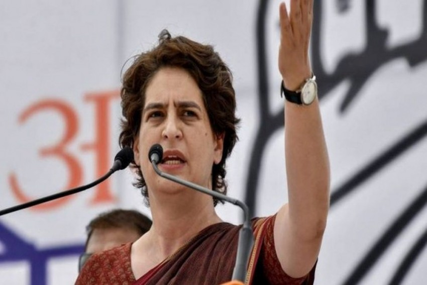 'Why Was She Not Given Security': Priyanka Gandhi Blames UP Govt For Unnao Rape Victim's Death