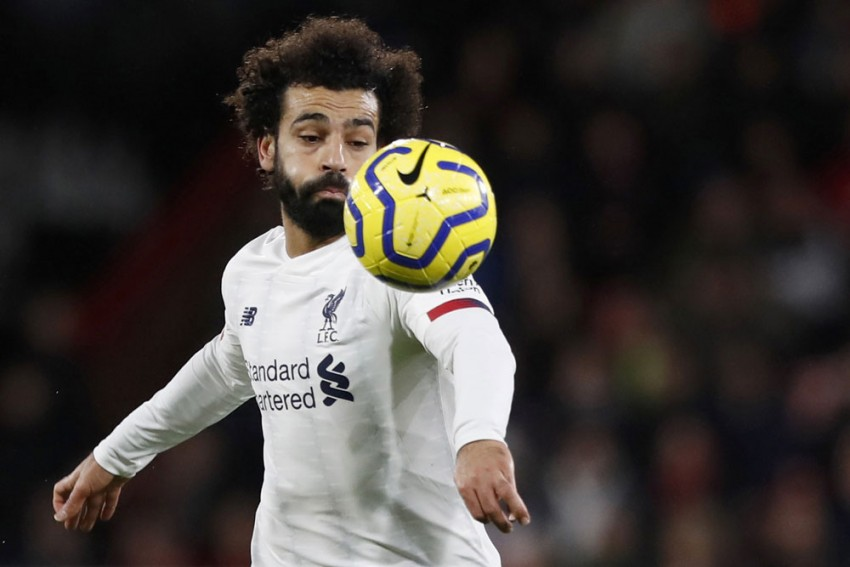 EPL: Liverpool Star Mohamed Salah Becomes Fourth Fastest Goalscorer In First 100 English Premier League Games