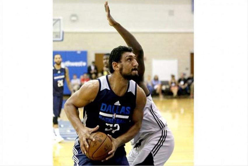 Trailblazer Basketball Player Satnam Singh Bhamara Fails Dope Test; Cager 'Disputes' Charge