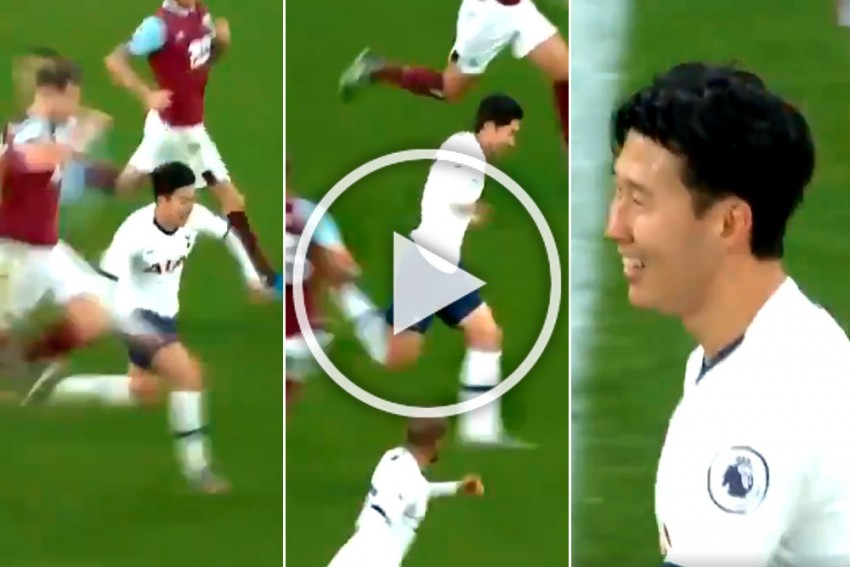 Korean Star Son Heung-Min Scores Sensational Solo Goal As Jose Mourinho Makes Statement - Watch