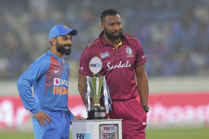 India Vs West India, 1st T20: Virat Kohli Rejects Entertainer Tag, Kieron Pollard Rues Execution