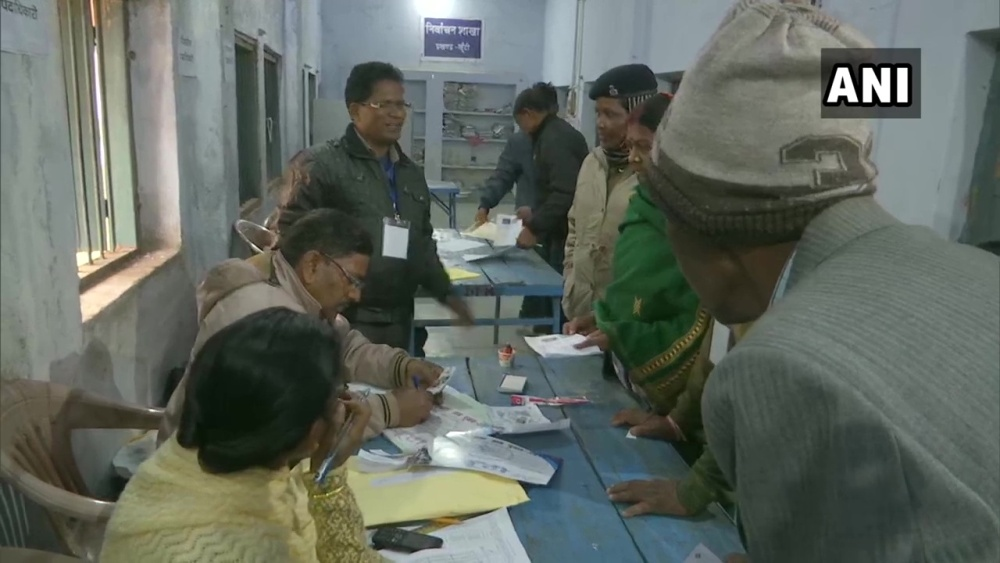 Jharkhand Polls: Second Phase Voting Begins; PM Modi Urges Voters To Come Out In Large Numbers