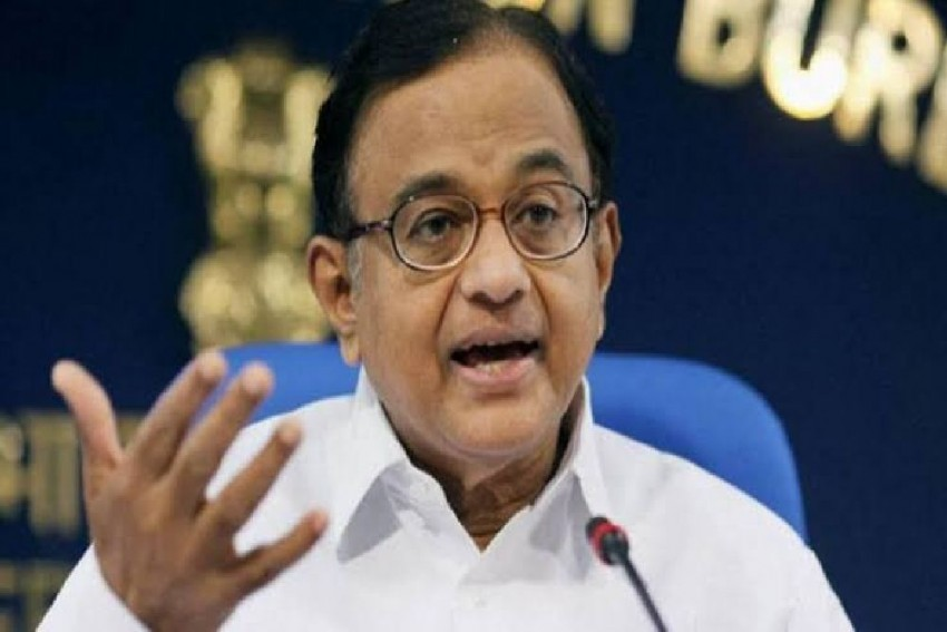 BJP Govt Retrograde, It's Denying Freedom To 75 Lakh People In Kashmir: Chidambaram