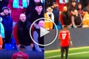 Manchester Derby: United Player Fred Hit By Bottle, Subjected To Shameful Monkey Chants In Racist Abuse By City Fans - WATCH
