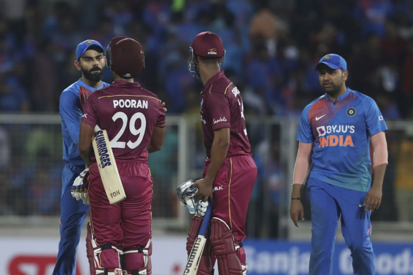 IND Vs WI, 2nd T20I: India Suffer 8-Wicket Defeat As West Indies Set Up Series Decider