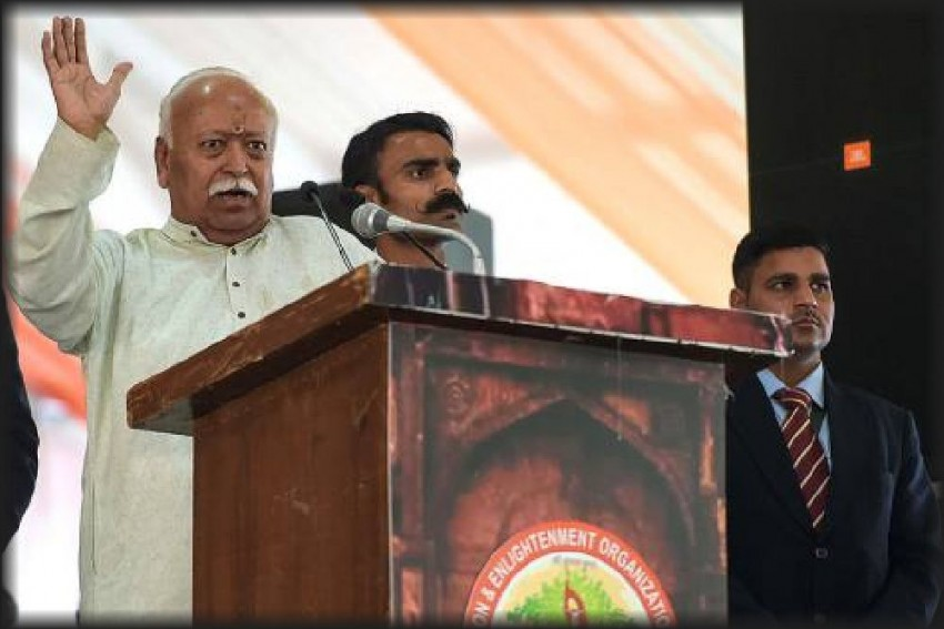 Rearing Cows Could Help Decrease 'Criminal Mindset' Of Prisoners: RSS Chief Mohan Bhagwat