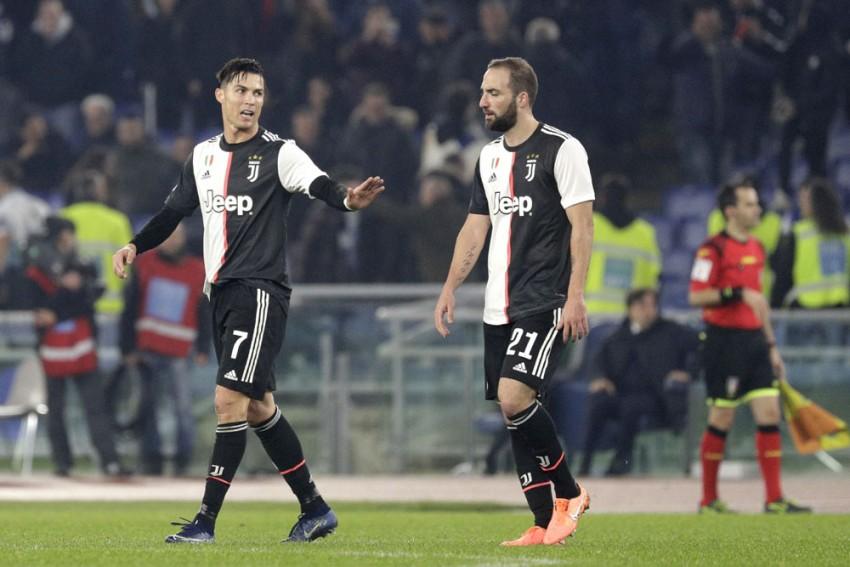 Serie A | Lazio 3-1 Juventus: Maurizio Sarri Suffers First Defeat With Bianconeri