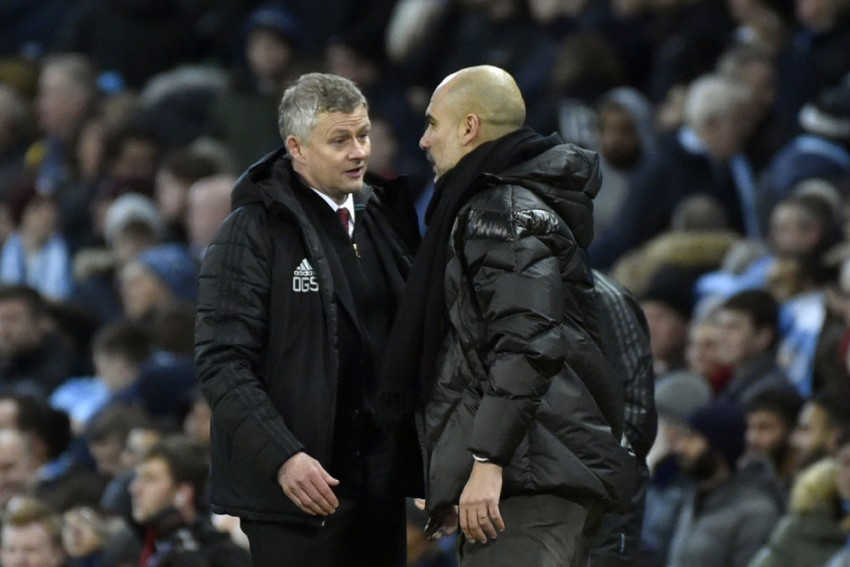 EPL | Manchester Derby: Ole Gunnar Solskjaer Delivers Knockout Punch, Pep Guardiola's City 14 Points Behind Liverpool
