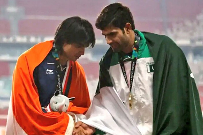 'Indo-Pak Love' Twitter Praises Athletics Federation Of India For Post On Pakistan Athlete