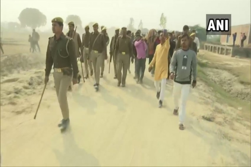 Unnao Rape Victim Laid To Rest Amid Tight Security Arrangements