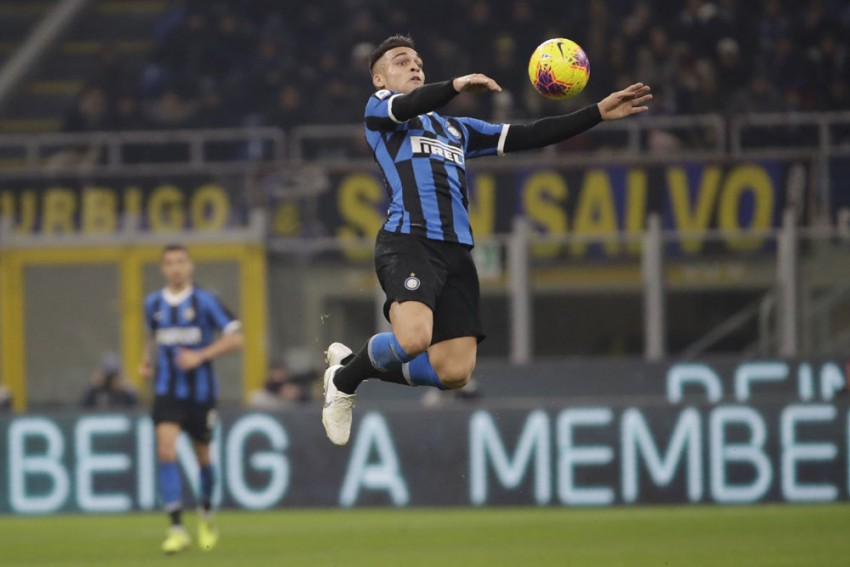 Inter Milan Vs Barcelona: Lautaro Martinez Powers Serie A Side's Ambitions