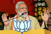 Congress Subverted Mandate In Karnataka, People Taught It A Lesson: PM Modi In Jharkhand