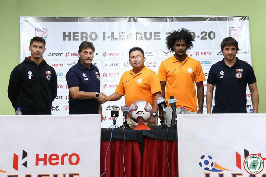 I-League 2019-20: East Bengal Take On NEROCA FC, Search For First Win