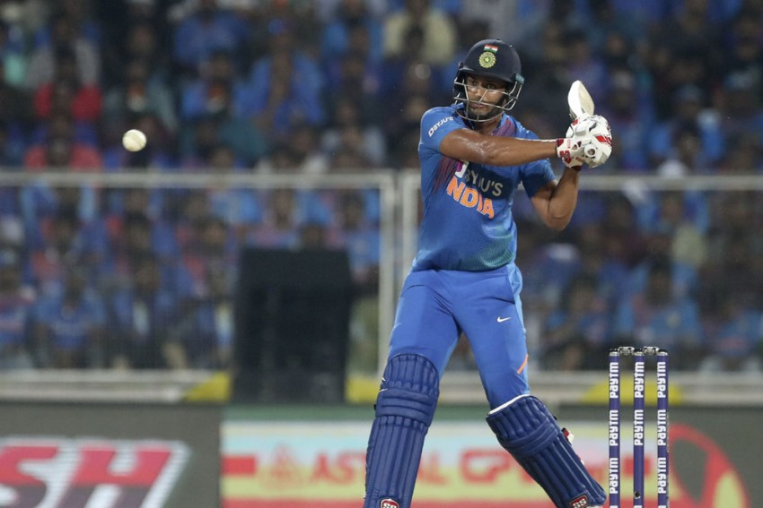 India Vs West Indies, 2nd T20: Shivam Dube Praises His Six-Hitting Prowess