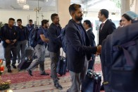 Pakistan Vs Sri Lanka: SL Arrive For First Test Cricket Tour Of PAK In 10 Years