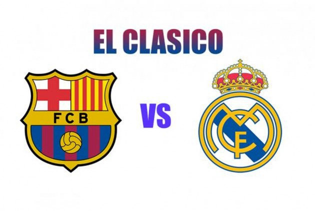 9539818fb Barcelona Vs Real Madrid  Three El Clasico Matches In 25 Days