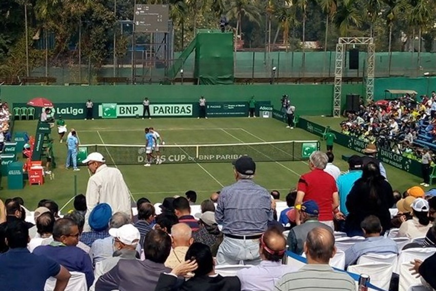 Davis Cup, Qualifiers: Italy Take 2-0 Lead, India Face Elimination