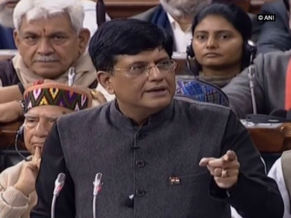 Interim Budget: No Tax For Annual Income Up To Rs 5 Lakh, Announces Piyush Goyal