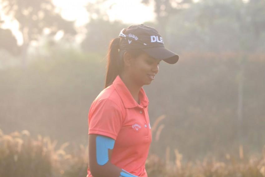 Vani Kapoor Becomes 1st Indian To Grab Australian LPGA Card