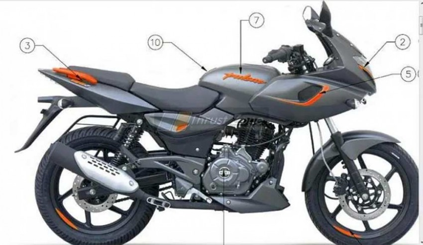 Bajaj Updates Pulsar 180 With 220F Styling