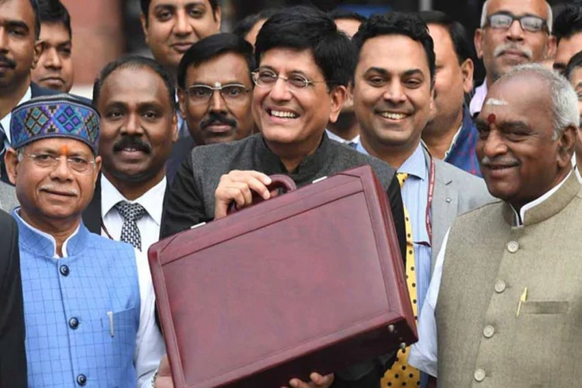 With Interim Budget, BJP Has Launched Its Campaign For Lok Sabha Elections