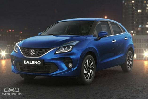 Toyota To Launch 2019 Maruti Baleno Facelift-based Hatchback Soon