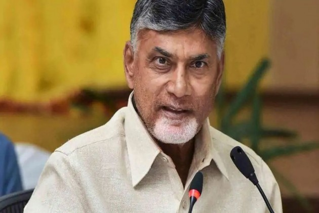 Naidu Hits Back At Modi, Drags His Wife's Name After PM's Comment On His Son