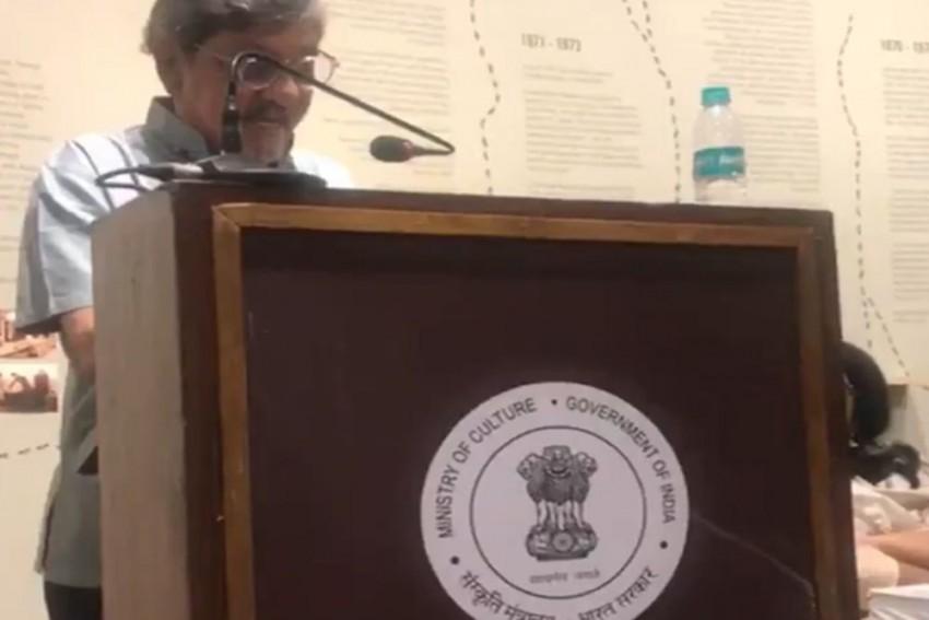 Amol Palekar's Speech Interrupted At Mumbai Event For Criticising Government